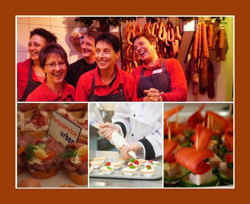 Catering Partyservice Urban Gotha Raum Erfurt Weimar Eisenach