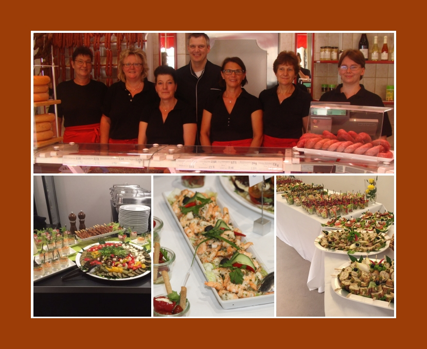 Luckas Partyservice Mainz Caterer Privatcatering Nierstein Finthen