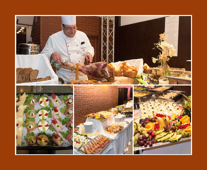 Catering Domizil Leipzig Markkleeberg Sachsen Partyservice Hochzeitscatering