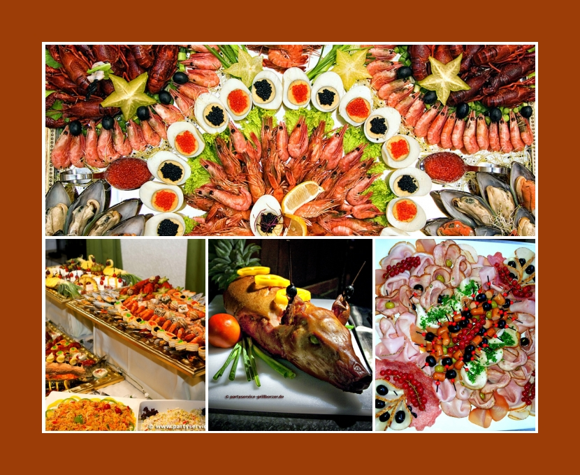 Catering Service Grillborzer Aachen Partyservice Herzogenrath Würselen