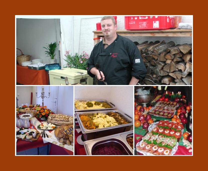 Party-Service Jahnke Hamm Bergkamen Unna Beckum Catering Hochzeitscatering Dortmund