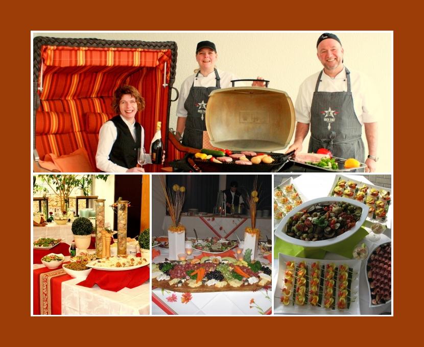 Partyservice Niess Drensteinfurt Münster Hamm Beckum Bergkamen Hochzeitscatering Hochzeitsbuffet