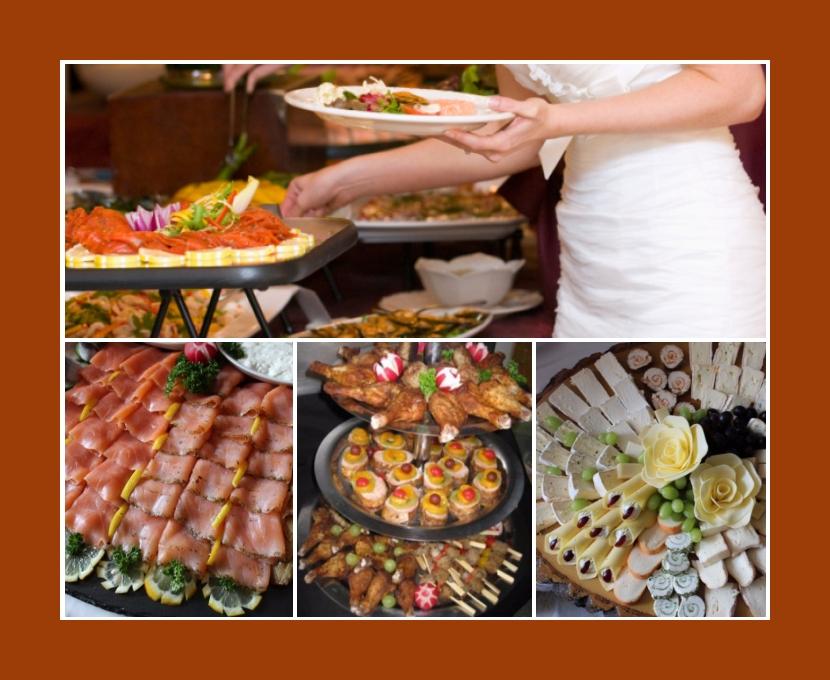 Partyservice Rohr Großfischlingen Landau Neustadt Karlsruhe Speyer Catering Hochzeitsbuffet