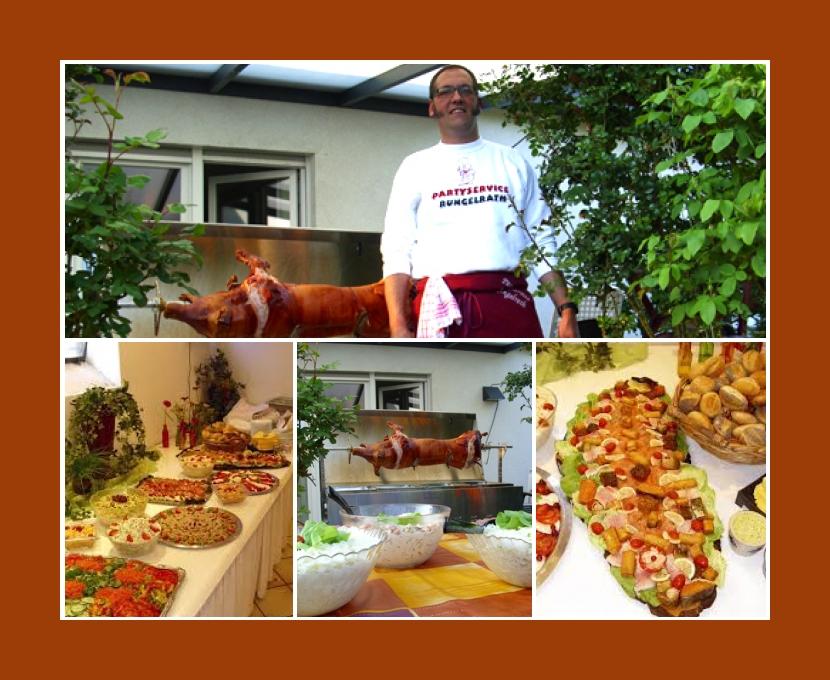 Partyservice Thomas Rungelrath Krefeld Düsseldorf Duisburg Moers Hochzeitsbuffet Catering