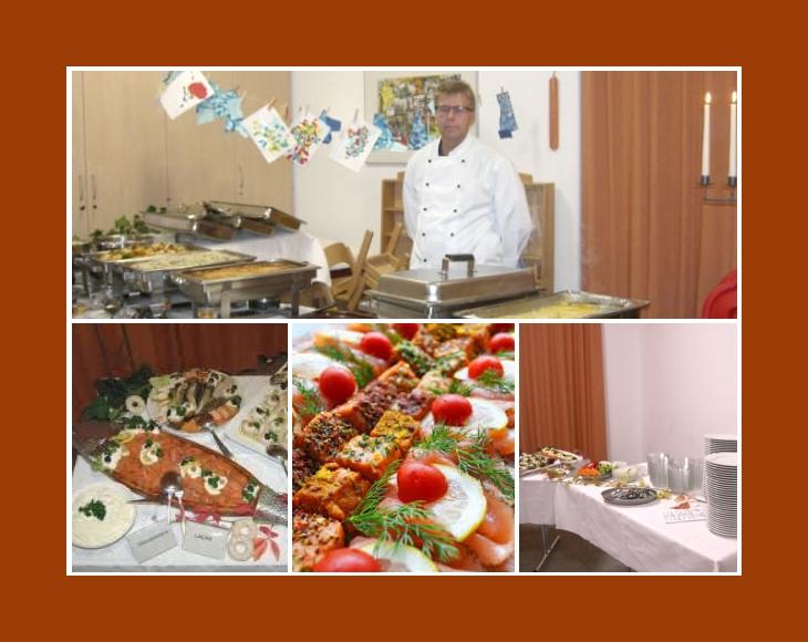 Party-Service Reisdorf Hamm Münster Dortmund Ahlen Soest Hochzeit Catering