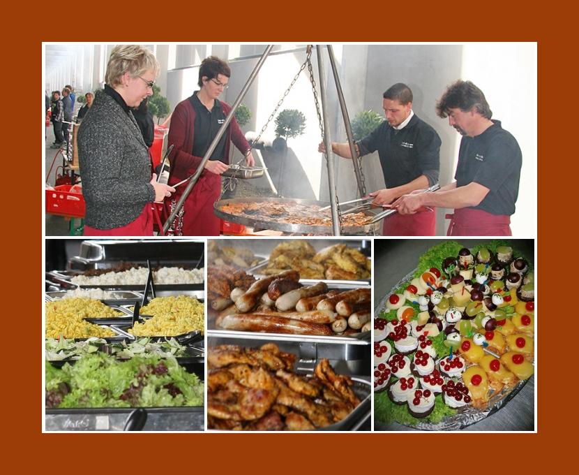 Partyservice A. Rummeling Werlte Cloppenburg Friesoythe Meppen Sögel Hochzeit Catering