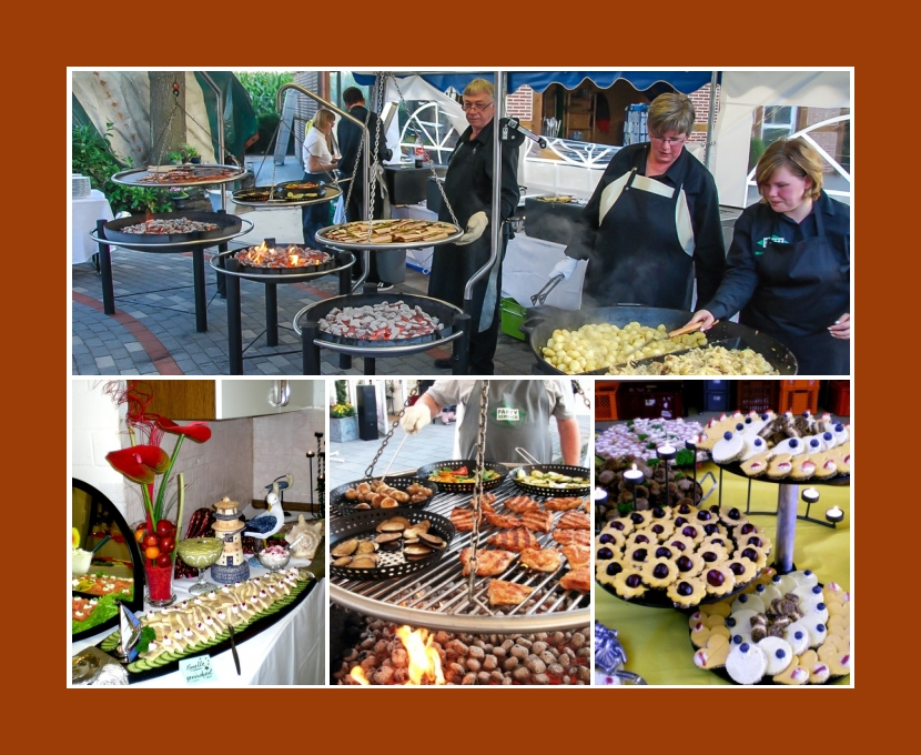 Partyservice Blanke Cloppenburg Friesoythe Oldenburg Bremen Vechta Hochzeit Catering