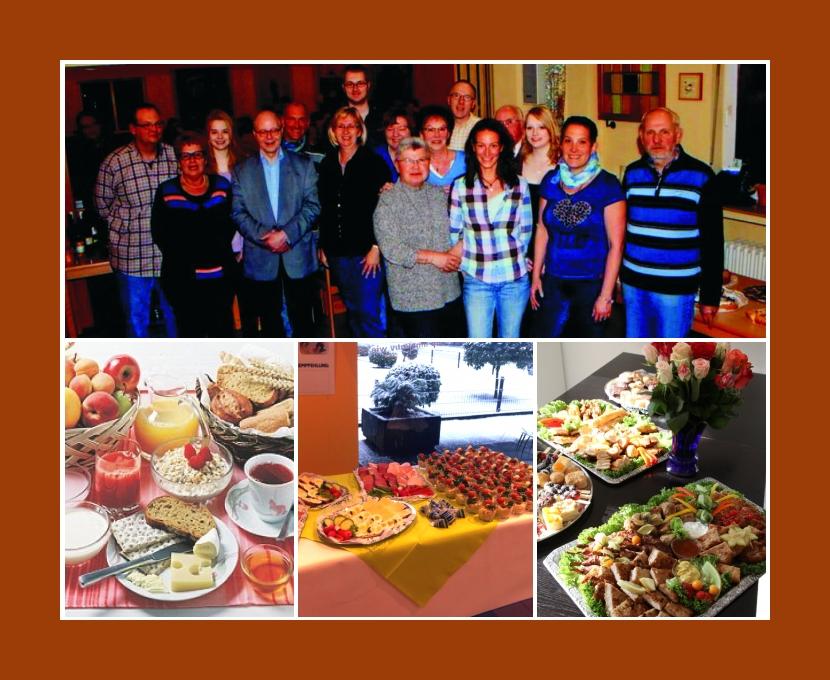 Partyservice Catering Thelens Vitus Gelsenkirchen Essen Herne Bottrop Bochum Hochzeit Catering