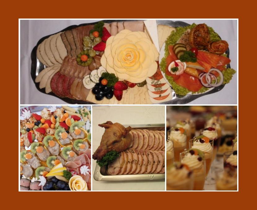 Partyservice Etzold GbR Freiberg Dresden Meißen Freital Hochzeitsbuffet Catering