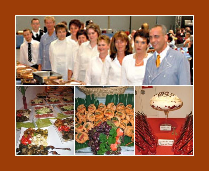 Partyservice Feller Leverkusen Solingen Köln Dormagen Hochzeit Catering
