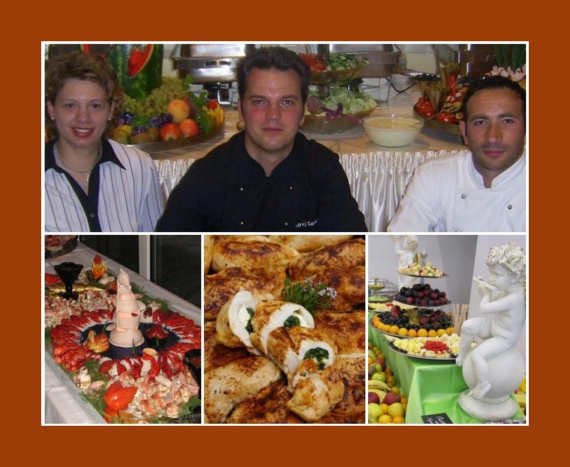 Partyservice Gasko Espenau Kassel Göttingen Paderborn Hochzeit Catering