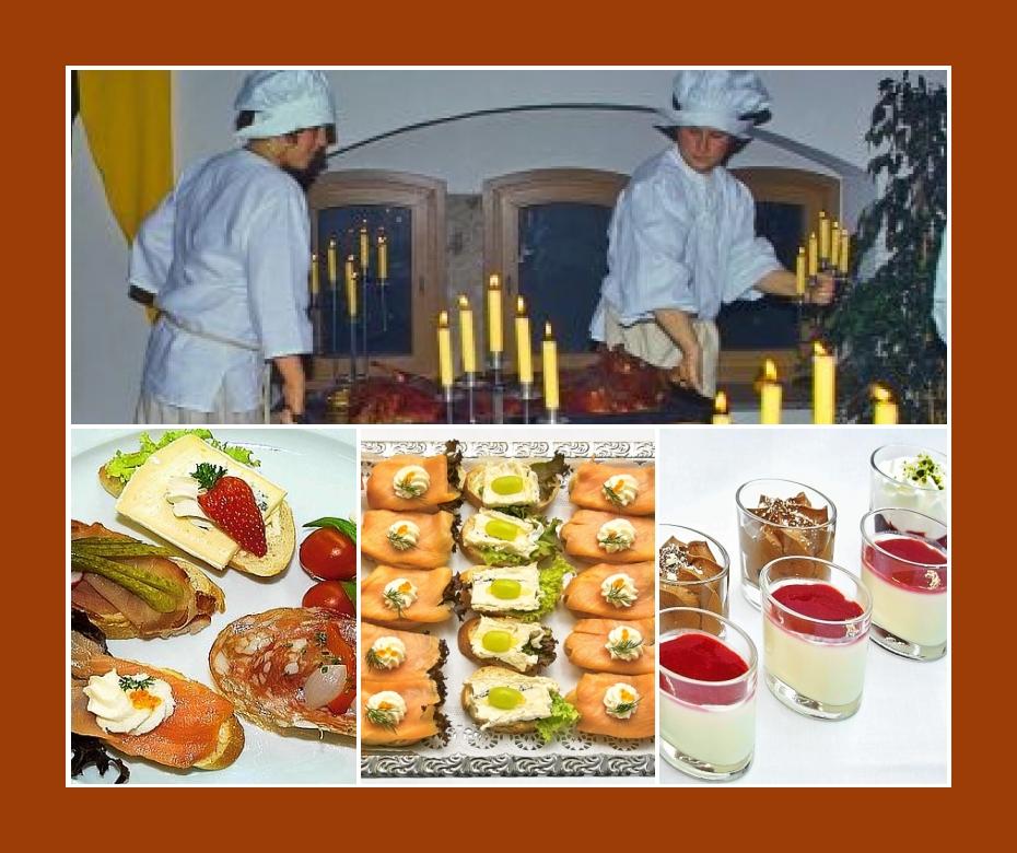 Partyservice Haberl Neunburg Amberg Regensburg Schwandorf Hochzeit Catering