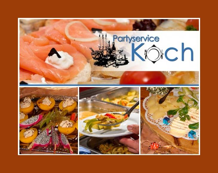 Partyservice Koch Wenden Olpe Siegen Kreuztal Gummersbach Hochzeit Catering