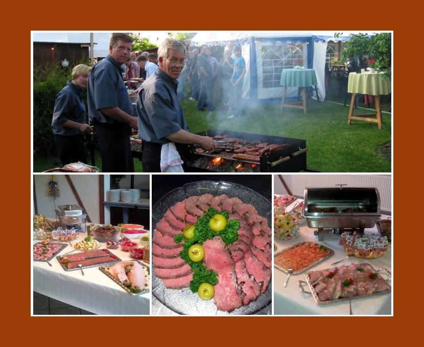 Partyservice Otte Kellinghusen Neumünster Itzehoe Kaltenkirchen Hochzeit Catering