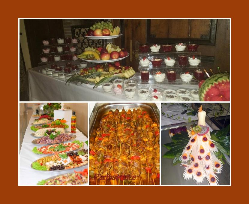 Partyservice von Lilia Bielefeld Herford Bad Salzuflen Detmold Halle Hochzeit Catering