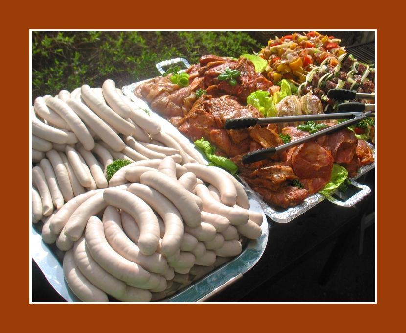 Partyservice von Weber Bottrop Dorsten Marl Herten Gladbeck Hochzeit Catering
