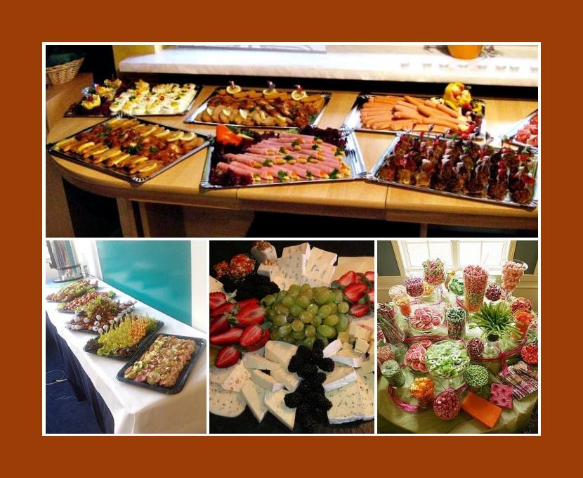 Partyservice@home Freisen Sankt Wendel Idar-Oberstein Neunkirchen Hochzeit Catering
