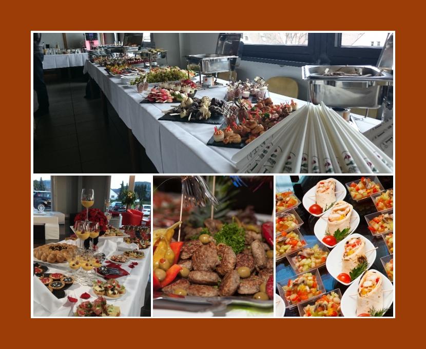Reutlingen Catering Tübingen Stuttgart Partyservice Hochzeitsbuffet