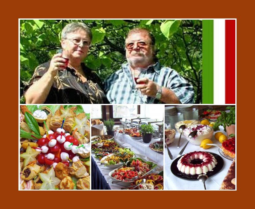 1. Italienischer Partyservice Berlin Potsdam Brandenburg Oranienburg Eberswalde Hochzeit Catering
