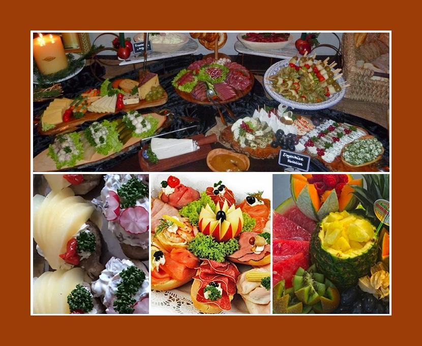 Catering- & Partyservice Schumburg Menz Magdeburg Brandenburg Bernburg Hochzeit Catering