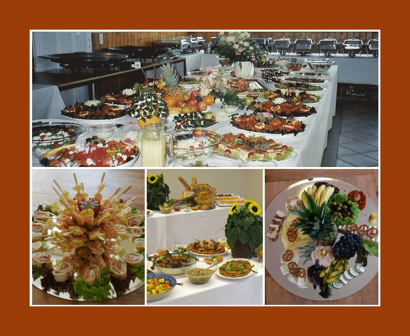 Fiesta Partyservice Köln Leverkusen Brühl Hochzeit Catering Bonn