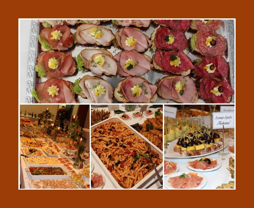 Partyservice AH von Stephan Kißlegg Ravensburg Kempten (Allgäu) Memmingen Hochzeit Catering