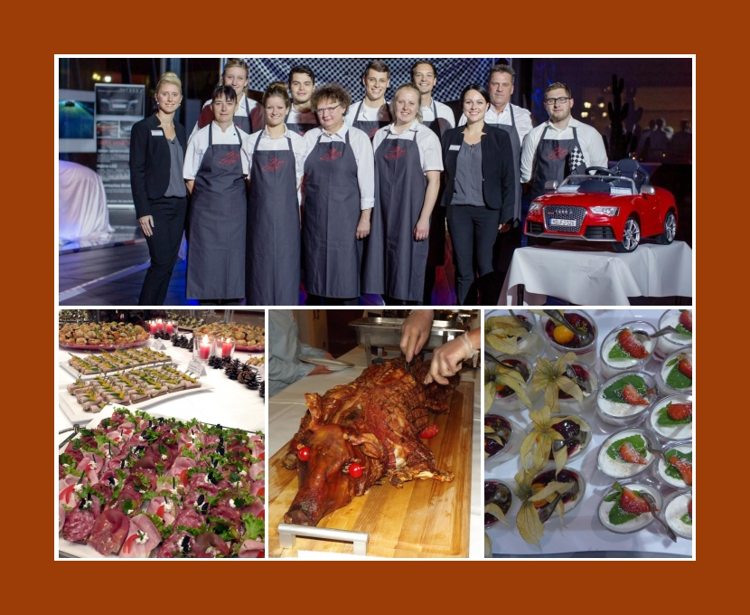 Partyservice Böhnlein Bamberg Forchheim Hirschaid Memmelsdorf Hallstadt Hochzeit Catering