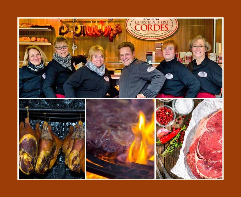 Partyservice Landschlachterei Cordes Jesteburg Seevetal Buchholz in der Nordheide Winsen Hochzeit Catering