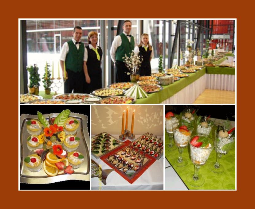 Partyservice von Schönberger Dresden Freital Radebeul Pirna Meißen Hochzeit Catering