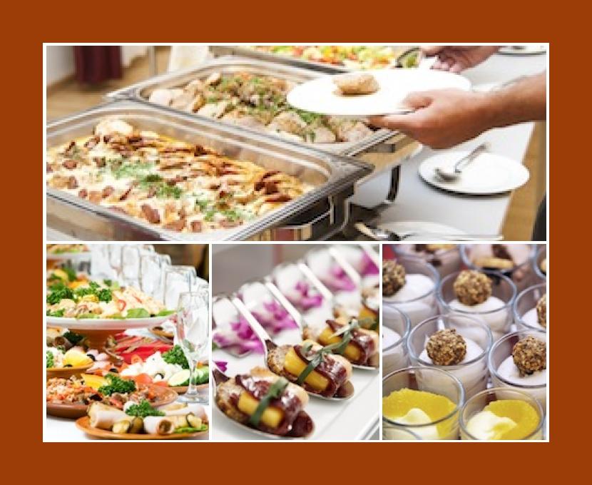 Partyservice von Thermer Kranzberg München Ingolstadt Hochzeit Catering