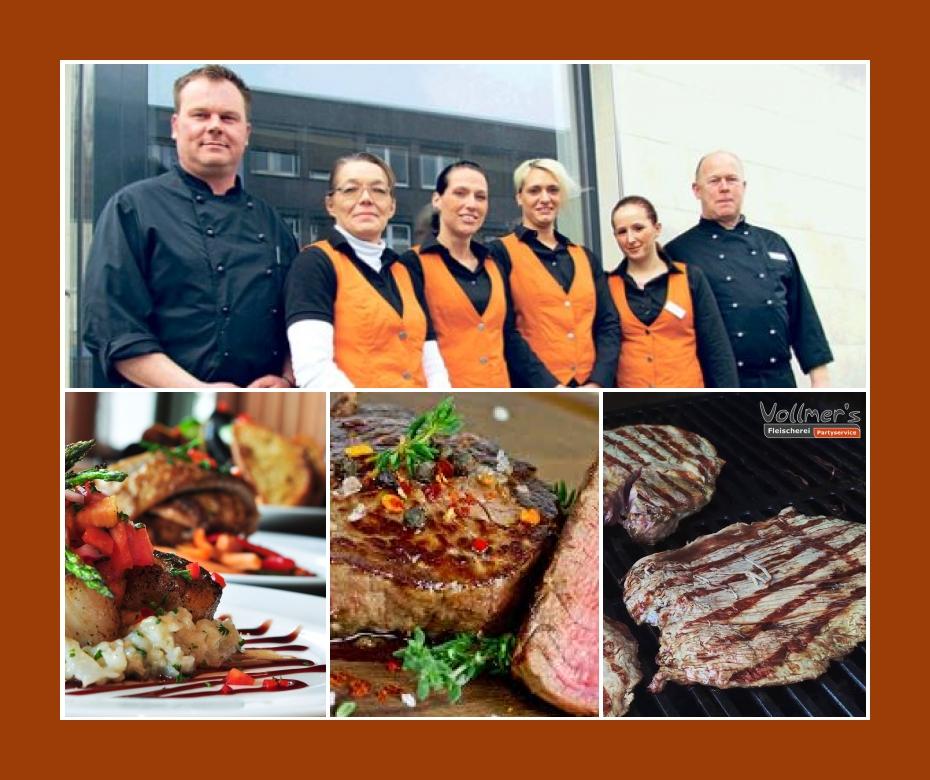 Vollmers Fleischerei & Partyservice Dortmund Essen Hamm Bochum Witten Hochzeit Catering