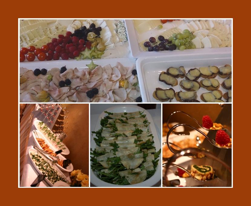 Campo Partyservice Borgholzhausen Gütersloh Melle Hochzeit Catering