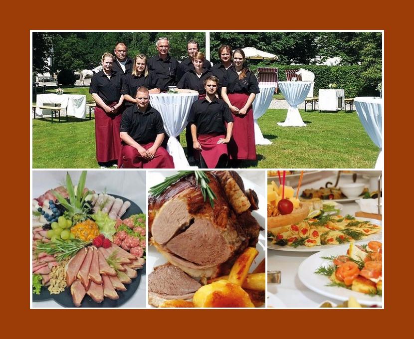 Fleischerei Oldekop Lübeck Ahrensburg Norderstedt Bad Schwartau Hochzeit Catering Partyservice