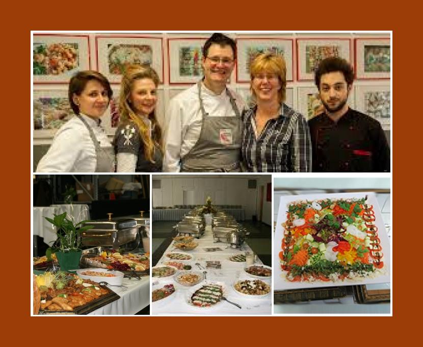 junge küche partyservice