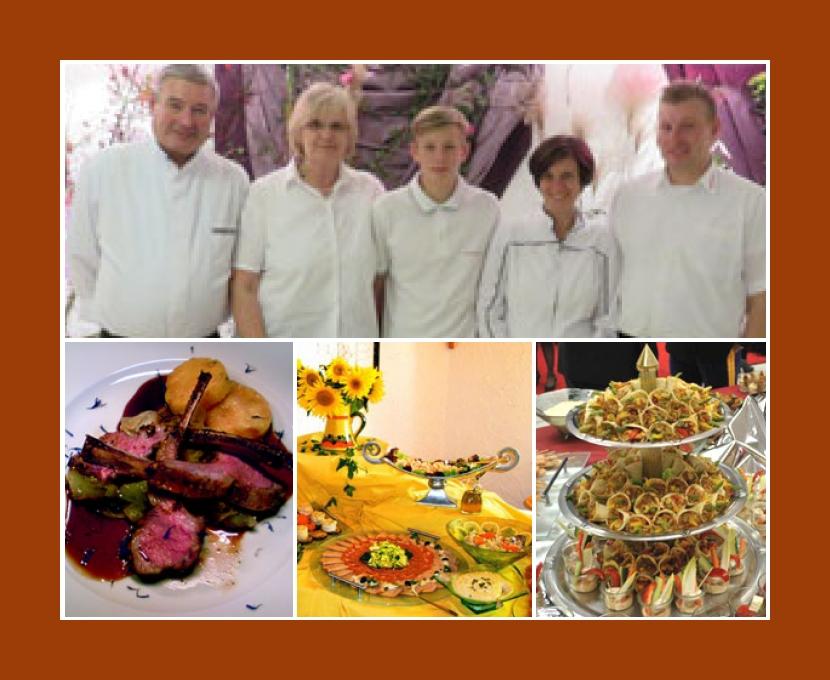 Partyservice Hill Pirmasens Zweibrücken Landau in der Pfalz Kaiserslautern Homburg Hochzeit Catering