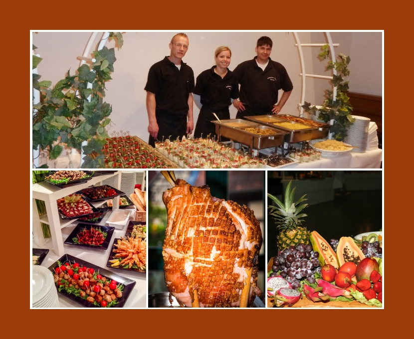 Partyservice Klaus Stürmer Haßfurt Schweinfurt Bamberg Ebern Werneck Hochzeit Catering