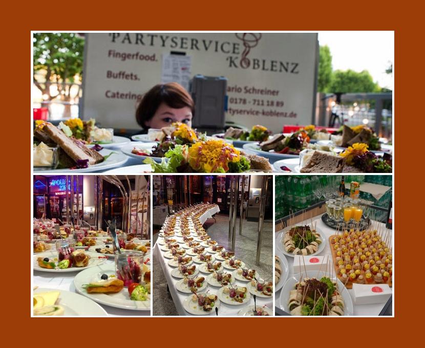Partyservice Koblenz Neuwied Bad Ems Montabaur Mayen Hochzeit Catering