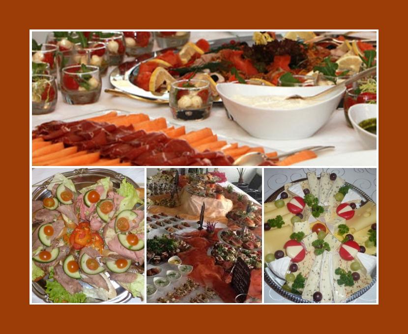 PSV Partyservice Vogtland Plauen Gera Zwickau Hochzeit Catering