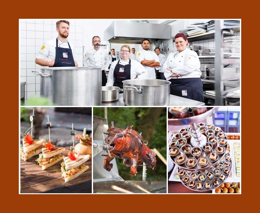 Catalogna Cologne Catering Köln Bonn Leverkusen Düsseldorf Solingen Hochzeit Partyservice
