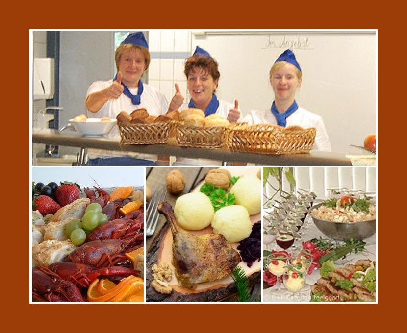 Catering feelgood Schwerin Wismar Ratzeburg Hagenow Güstrow Hochzeit Partyservice