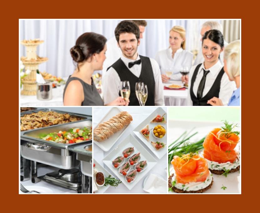 Catering-Service Leenen Oberhausen Duisburg Essen Bottrop Hochzeit Partyservice