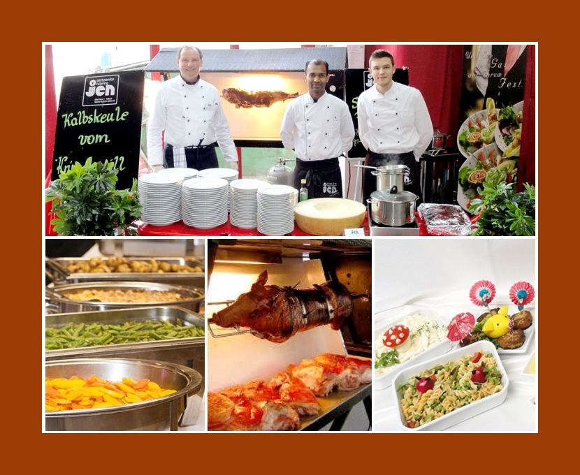Jen Partyservice Velbert Wuppertal Essen Leverkusen Düsseldorf Hochzeit Catering