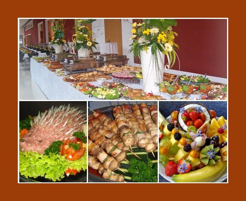 Partyservice Henry Binder Frankfurt am Oder Eisenhüttenstadt Fürstenwalde Berlin Cottbus Hochzeit Catering