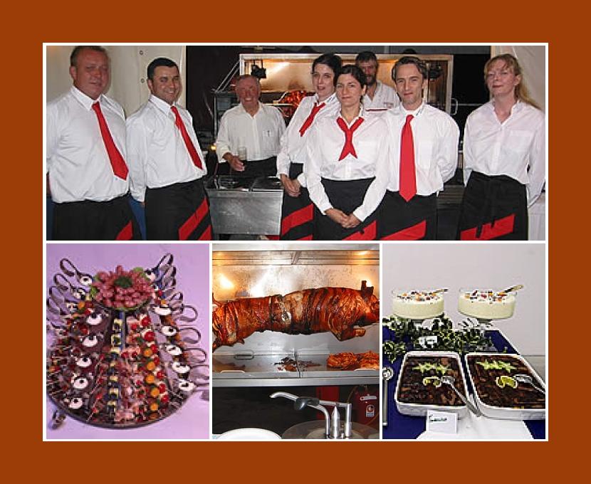 Partyservice Herfort Hannover Springe Hameln Wennigsen Bad Münder Hochzeit Catering