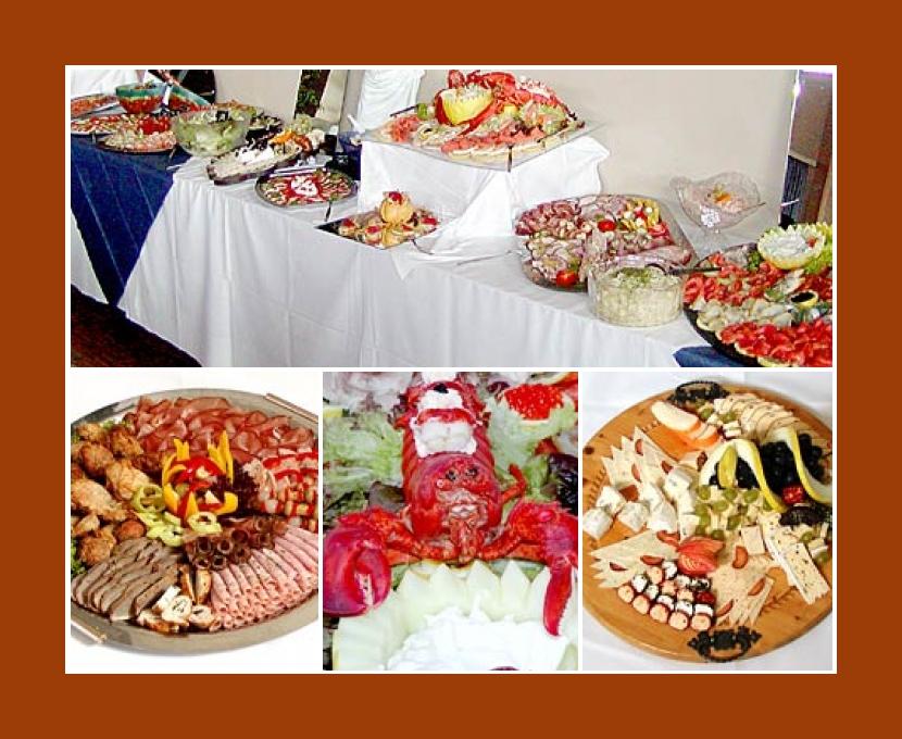 Partyservice Pfiffikus Bietigheim Karlsruhe Rastatt Karlsbad Baden-Baden Hochzeit Catering