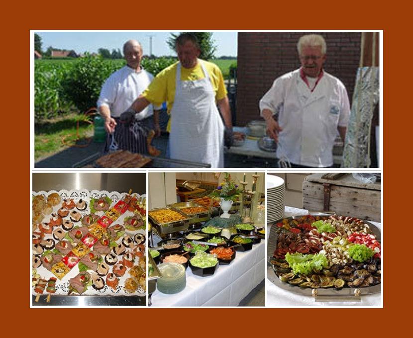 Partyservice Steverding Borken Bocholt Stadtlohn Coesfeld Isselburg Hochzeit Catering