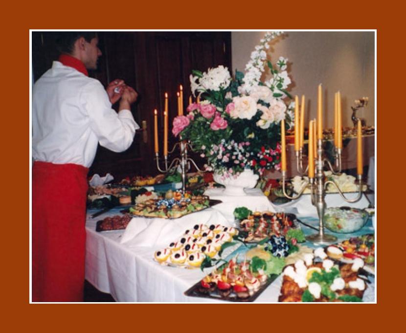 Partyservice Thiel Elbenau Schönebeck Magdeburg Hochzeit Catering