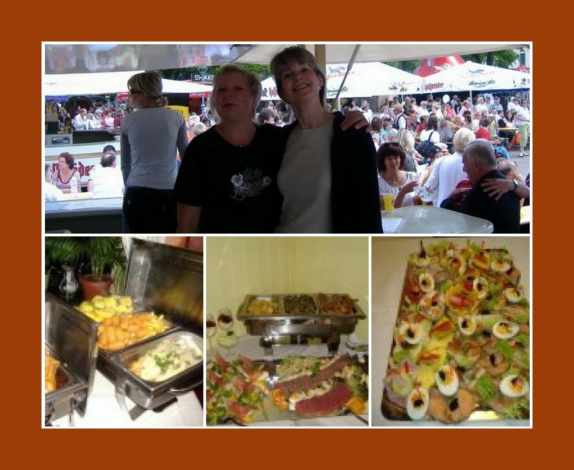 Partyservice Tiffany Bernburg Magdeburg Halle Leipzig Dessau-Roßlau Hochzeit Catering