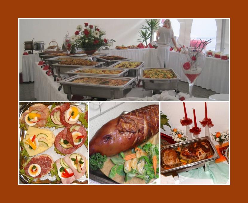 Partyservice Trocha Salzfurtkapelle Halle Löberitz Bernburg Hochzeit Catering