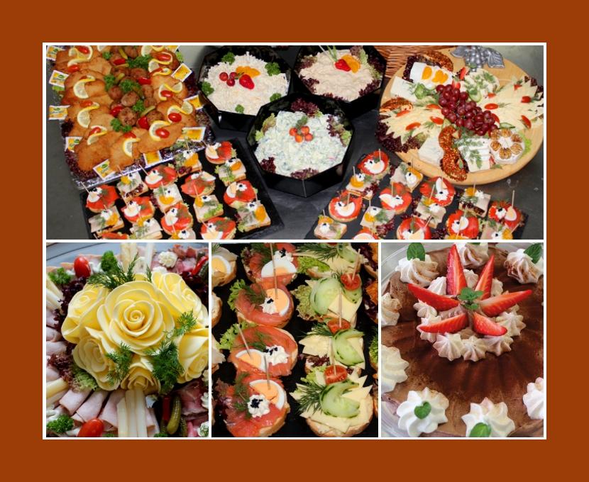 Party-Service Spezial Velbert Bochum Ratingen Hochzeit Catering